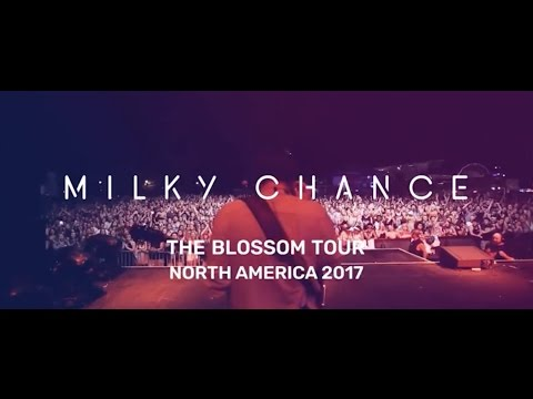 Milky Chance Announce The Blossom Tour 2017