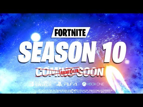Fortnite Map New Season 9