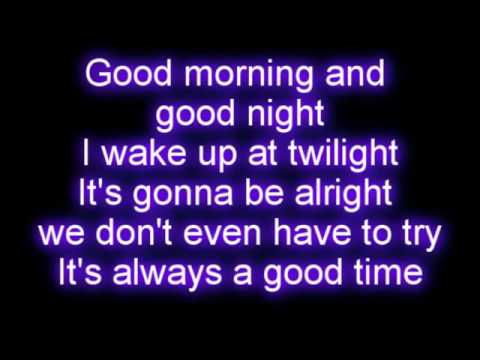 Baixar Owl City - Good Time ft. Carly Rae Jepsen LYRICS
