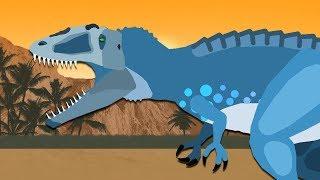 GreenSpino | Dinosaurs Cartoons | BEST Episodes compilation