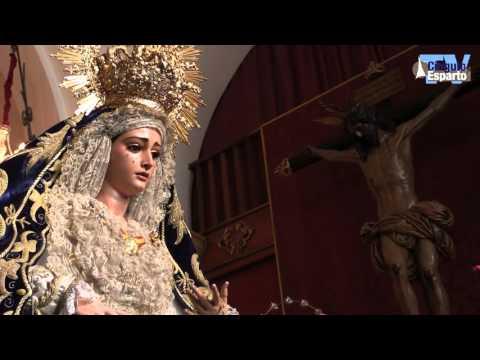 Besamanos de la Virgen de Guadalupe