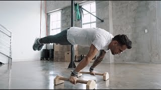 Superhuman WORKOUT With Resistance Bands | 2018