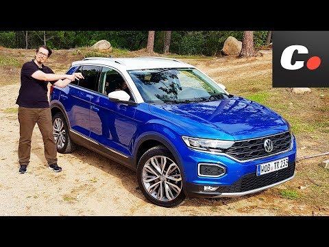 Volkswagen T-Roc 2017 SUV | Primera Prueba / Test / Review en español | coches.net