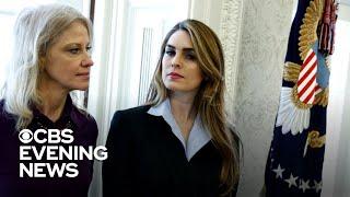 House Judiciary Committee subpoenas former Trump aide Hope Hicks