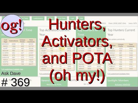 Hunters, Activators, and POTA (#369)