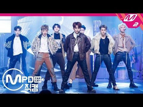 [MPD직캠] 에이티즈 직캠 4K 'Say My Name' (ATEEZ FanCam) | @MCOUNTDOWN_2019.1.17