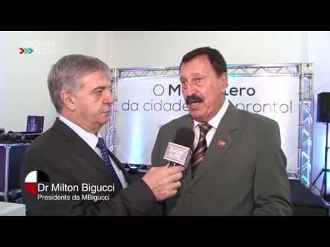 Entrega do Marco Zero MBigucci - Programa Joaquim Alessi - 21/02/2017