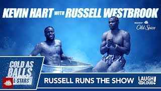 Cold As Balls: Russell Westbrook and Kevin Hart | Old Spice