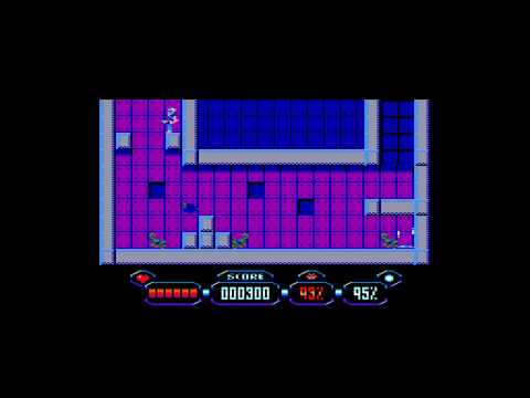 Space Pest Control - Amstrad CPC Longplay