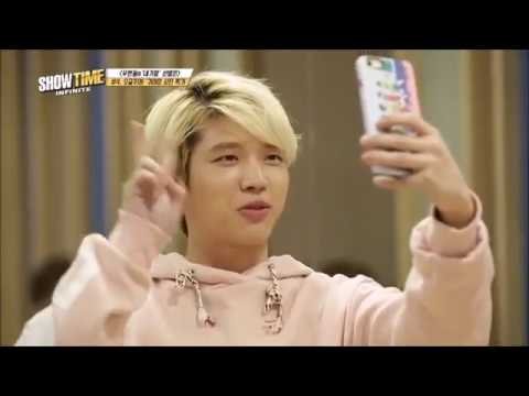 {WOOHYUN} Try to not fangirl challenge