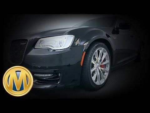 Damaged 2015 Chrysler 300 SRT @ Manheim Brisbane