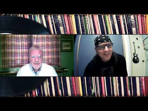 Steve Harley chats to Joe Matera