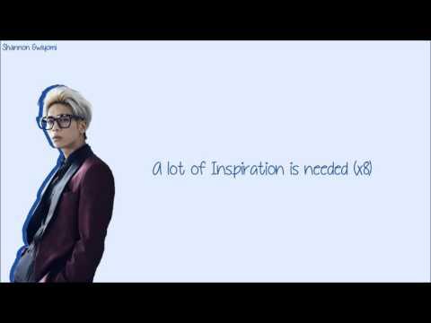 Jonghyun(종현) - Inspiration Han/Rom/Eng Lyrics