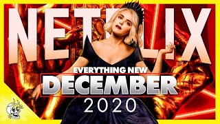Best Movies and Series New to NETFLIX December 2020 | Flick Connection