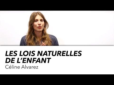Vidéo de Céline Alvarez