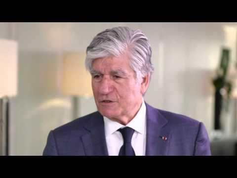 Maurice Lévy on Publicis Groupe's Q1 2015 Revenue