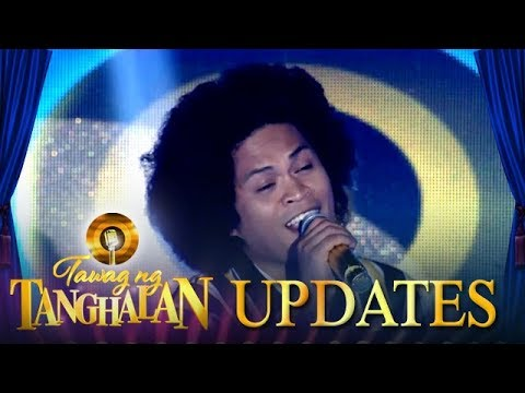 Tawag ng Tanghalan Update: Jonas Oñate is ready to win for the 5th time!