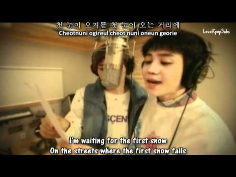 Yoseob & Daniel - First Snow And First Kiss MV [English subs + Romanization + Hangul]