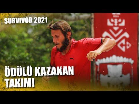 Ödül Oyunu 2. Kısım   Survivor 2021