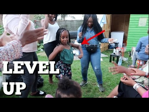 NEVAEH KILLS THE DANCE LEVEL UP DANCE CHALLENGE
