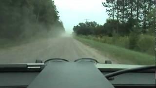 Crazy Cop chase ATV banshee