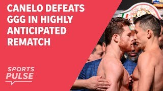 Canelo defeats GGG in highly anticipated rematch