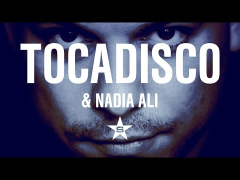 Tocadisco & Nadia Ali - Better Run (Radio Edit)
