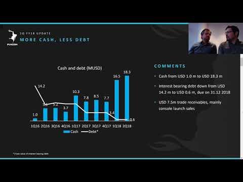 Q2 2018 Financial Presentation