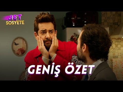 Jet Sosyete | 2.Sezon 8.Bölüm | Geniş Özet