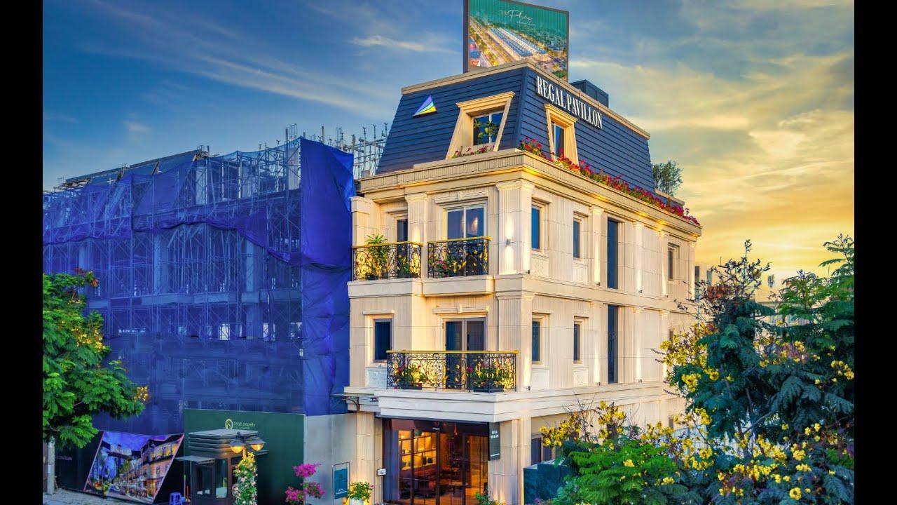 Ra mắt shophouse 5 sao ngay trung tâm quận Hải Châu - Đà Nẵng, hỗ trợ vay 70% 0% lãi suất 12 tháng video