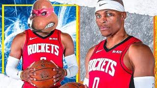 Russell Westbrook - BRODIE! - Houston Highlights