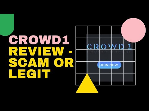 Crowd1 Review - Scam or Legit Gaming MLM?