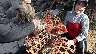 Phiên Chờ Tết Vùng Cao Tây Nguyên : Cuộc Sống Nông Dân