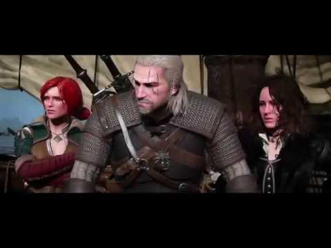 The Witcher 3: Wild Hunt | Premiärtrailer
