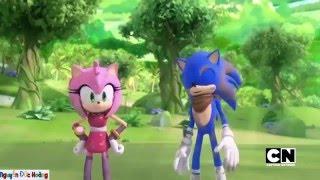 Sonic Siêu Thanh Tập 5 - Lời Nguyền Của Nai Sừng Tấm Mắt Lác - Sonic Siêu Thanh Phần Mới Nhất
