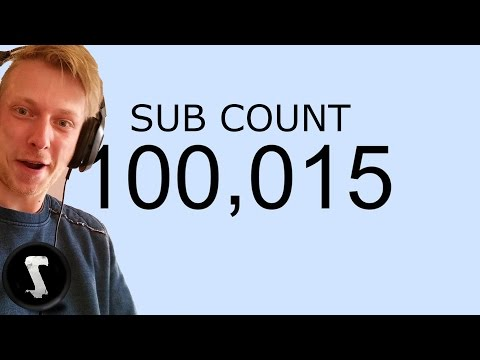 100,000 SUBSCRIBERS