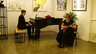 Tetiana Khomenko - Franz Liszt - Hungarian Rhapsody No. 2