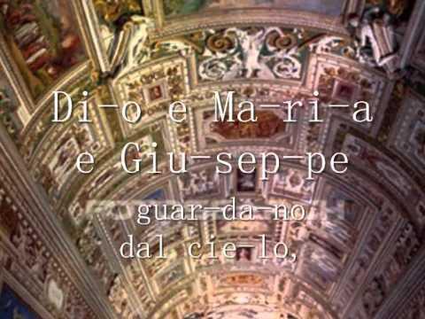 AVE MARIA by N. SKIPPER - Italian Lyrics by M.L. Reitberger.wmv