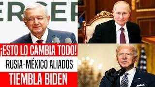 TERRIBLE NOTICIA PARA EUA! RUSIA, CHINA Y MÉXICO ACUERDAN NUEVO SISTEMA FINANCIERO. ESTO CAMBIA TODO