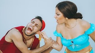 Aladdin & Jasmine | Anwar Jibawi & King Bach