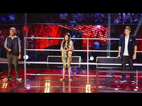Baixar Ethan, Isabella and Jamie Sing Story Of My Life | The Voice Kids Australia 2014