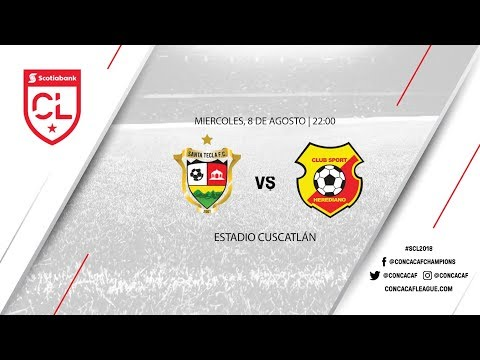 Santa Tecla vs CS Herediano