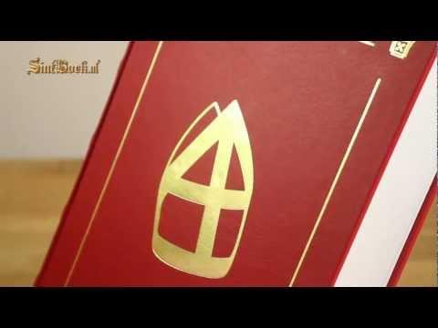 Het Nieuwe Grote Boek Van Sinterklaas 2011 Youtube