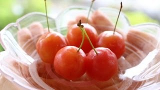 Japanese Confectionary - Sakuranbo Cherries