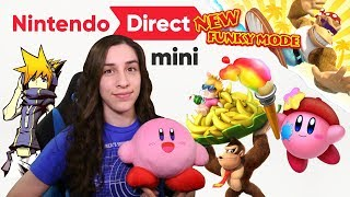 MY Nintendo Direct Mini Reaction / Discussion IS HERE! - JustJesss