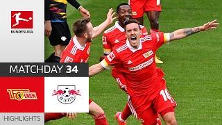 Union Berlin - RB Leipzig | 2-1 | Highlights | Matchday 34 – Bundesliga 2020/21