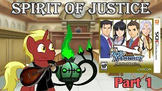 Spirit of Justice Review Part 1 ft. Wambu