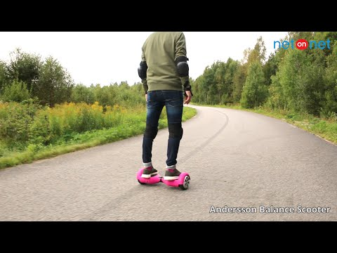 Andersson Balance Scooter