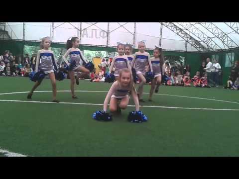 Cheer club Strong, Tiny toon на черлидинг фест