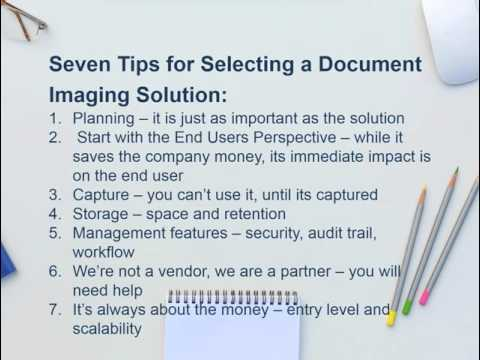 How Document Management Helps